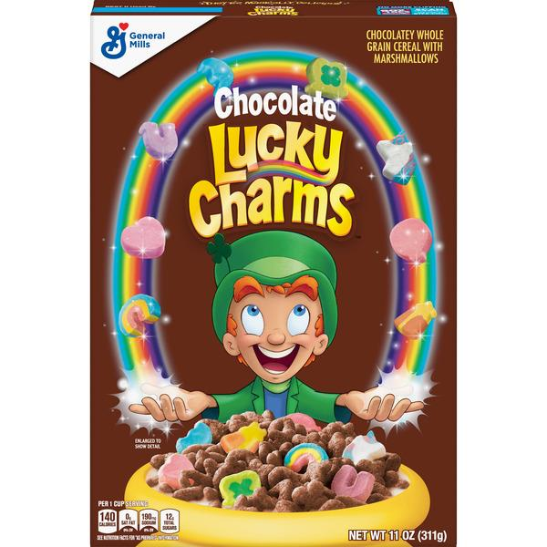 General Mills Chocolate Lucky Charms