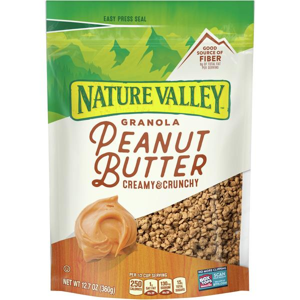 Nature Valley Peanut Butter Granola