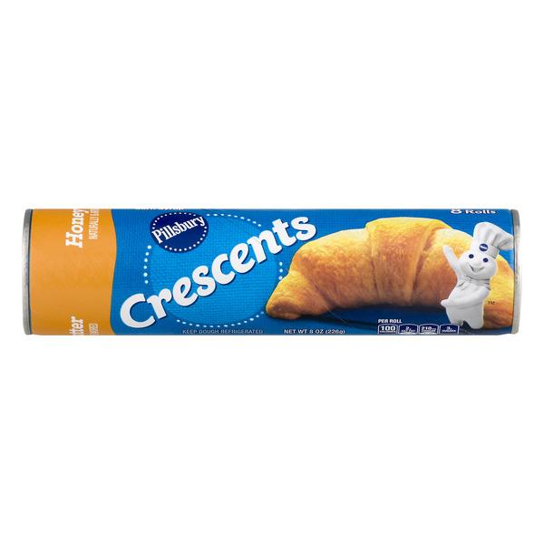 Pillsbury Honey Butter Crescent Rolls 8Ct