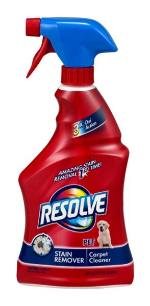 Resolve Pet Stain Remover Carpet Cleaner Hy Vee Aisles