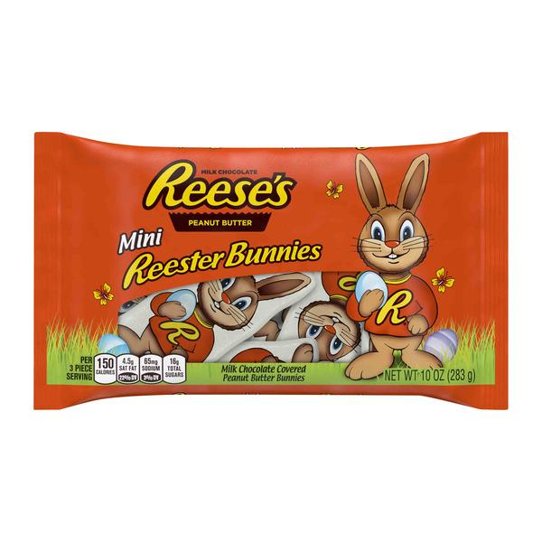 Reese's Mini Reester Bunnies