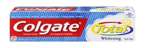 is colgate toothpaste ada approved