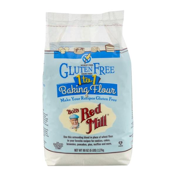 Bob's Red Mill Gluten Free 1 to 1 Baking Flour | Hy-Vee