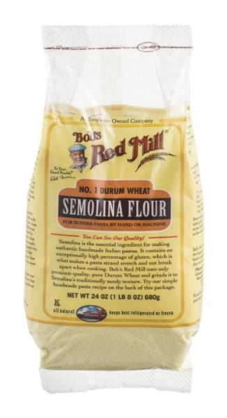 Bob's Red Mill No. 1 Durum Wheat Semolina Flour | Hy-Vee