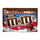 M&M&#39s Milk Chocolate Red White & Blue Share Size