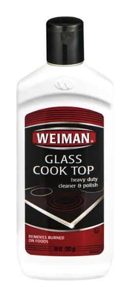Weiman Glass Cook Top Cleaner & Polish