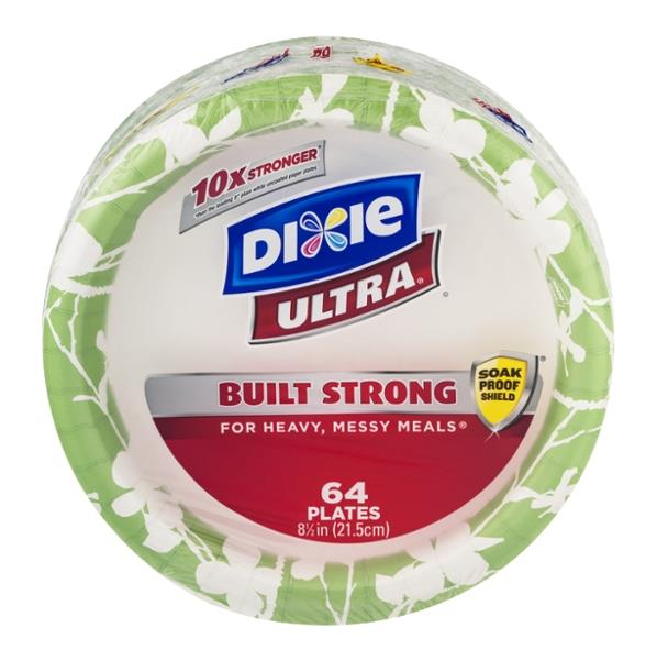 prev  sc 1 st  Hy-Vee & Dixie Ultra 8.5 in. Paper Plates | Hy-Vee Aisles Online Grocery Shopping