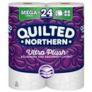 Quilted Northern Ultra Plush Bath Tissue Mega Rolls