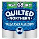 Quilted Northern Ultra Soft & Strong Bath Tissue Mega Rolls
