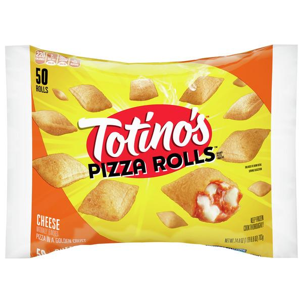 Totino's Cheese Pizza Rolls 50 Ct