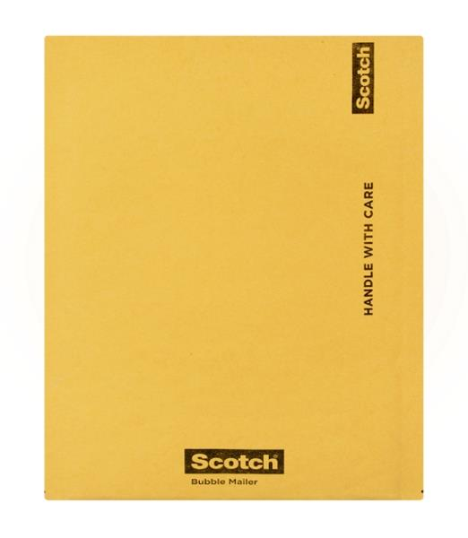 Scotch 6 x 9 Bubble Mailer