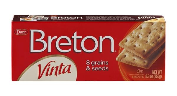 Dare Vinta 8 Grains & Seeds Crackers