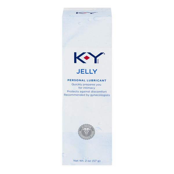 K-Y Jelly Lubricant