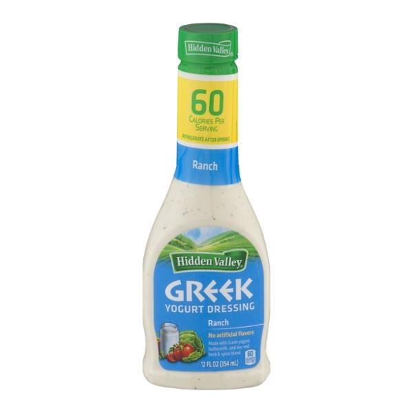 Hidden Valley Hidden Valley Greek Yogurt Dressing Ranch