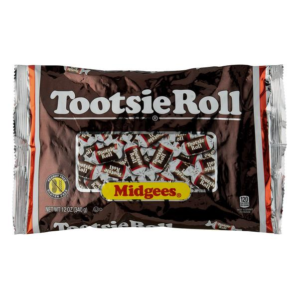 Tootsie Roll Chocolate Midgees