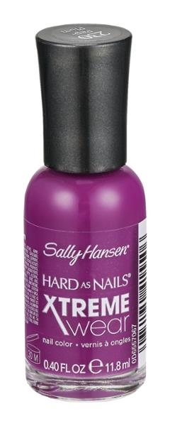 Sally Hansen Hard as Nails Xtreme Wear Nail Color 230 Pep- Plum | Hy ...