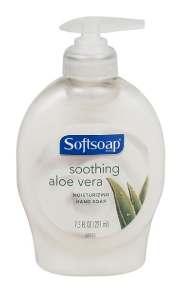 Softsoap Soothing Aloe Vera Moisturizing Hand Soap