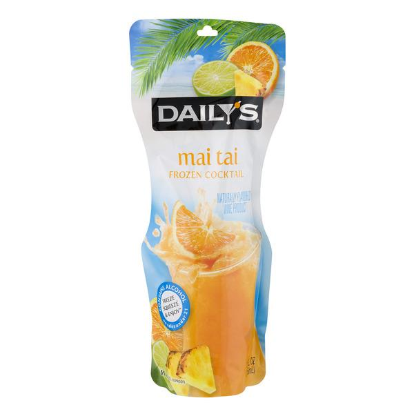 Daily's Mai Tai Frozen Cocktail