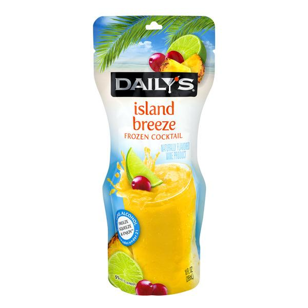 Daily's Island Breeze Frozen Cocktail