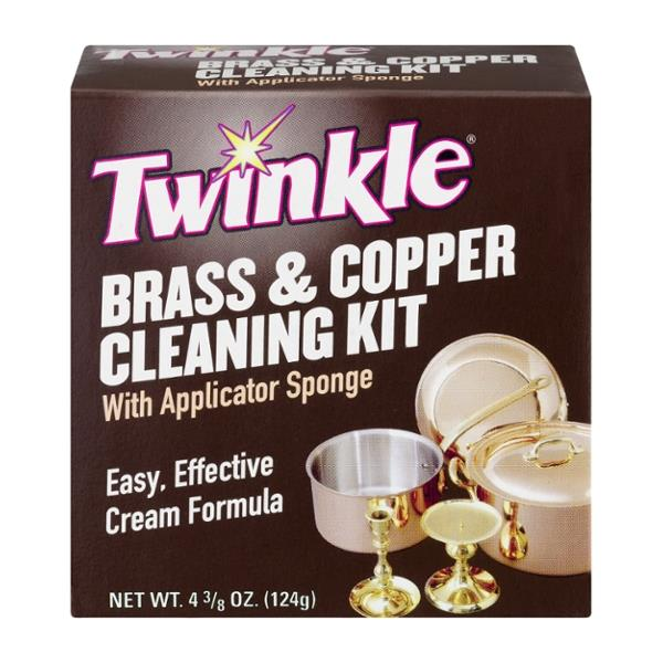 Twinkle Brass & Copper Cleaning Kit