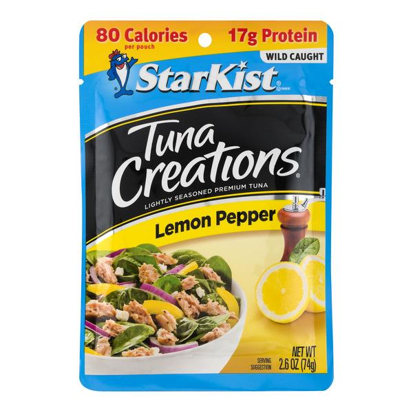 StarKist Tuna Creations Lemon Pepper Tuna