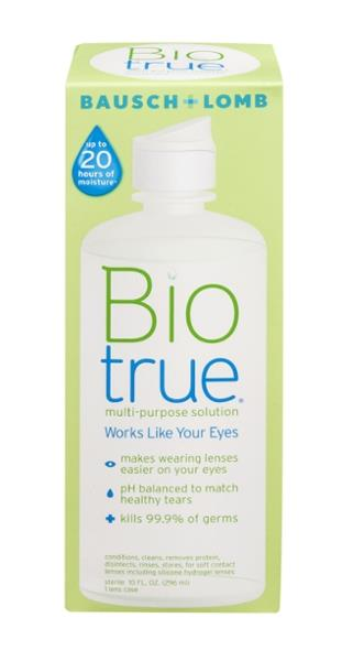 Bausch + Lomb Biotrue Multi-Purpose Contact Solution