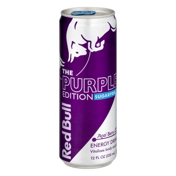 Natural Energy Drink Products