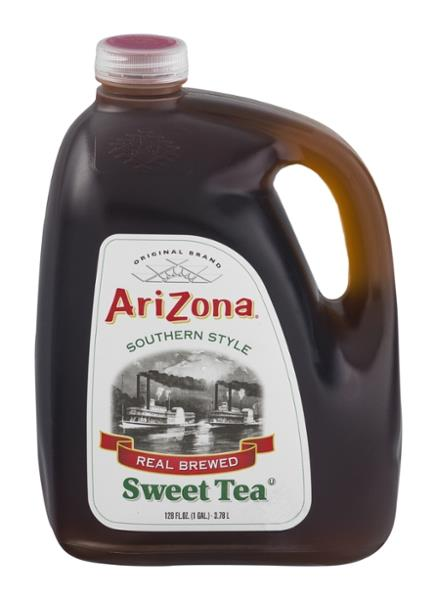 AriZona Real Brewed Southern Style Sweet Tea