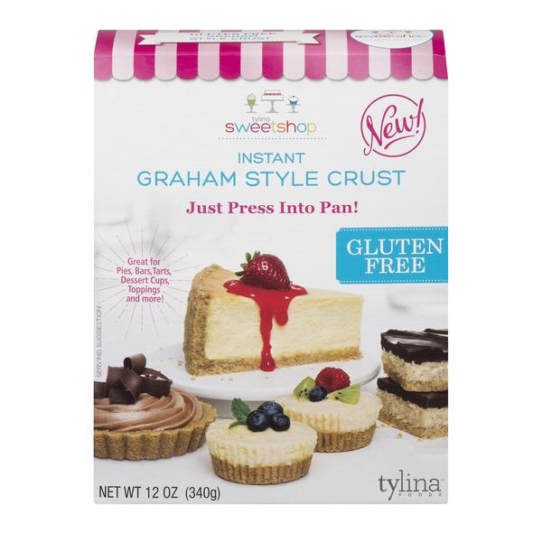 Tylina Sweetshop Instant Graham Style Crust