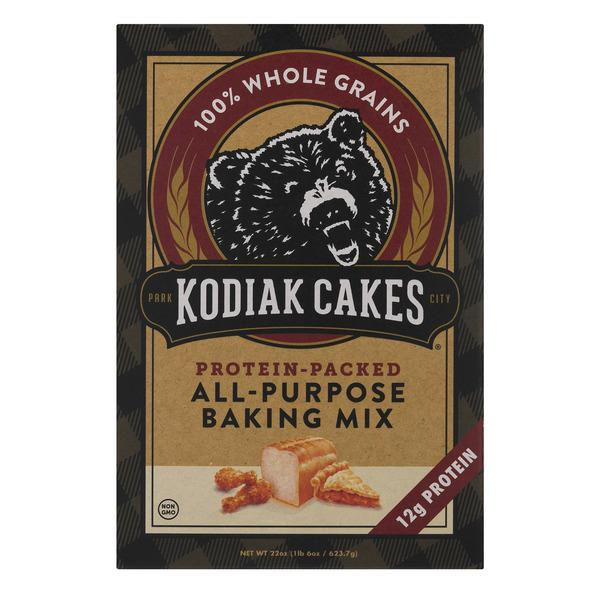 Kodiak Cakes All-Purpose Baking Mix
