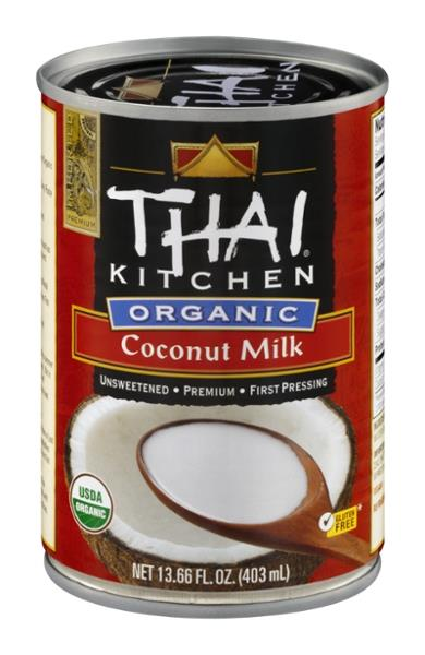 thai kitchen organic coconut milk | hy-vee aisles online grocery