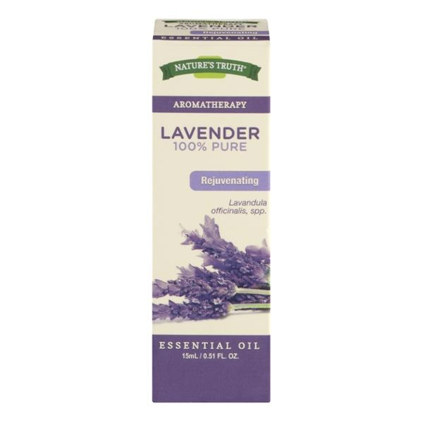 Nature's Truth Aromatherapy Lavender 100% Pure Essential Oil