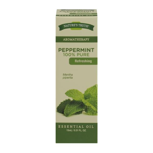 Nature's Truth Aromatherapy Peppermint 100% Pure Essential Oil