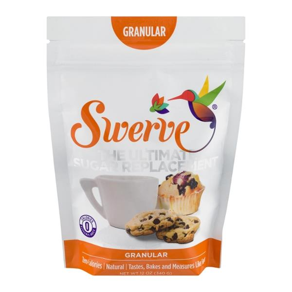 Swerve Granular Sugar Replacement