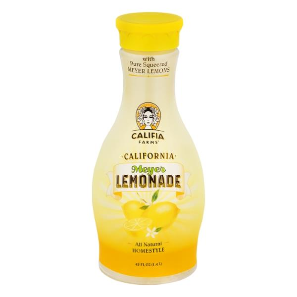 Califia Farms California Lemonade All Natural Homestyle