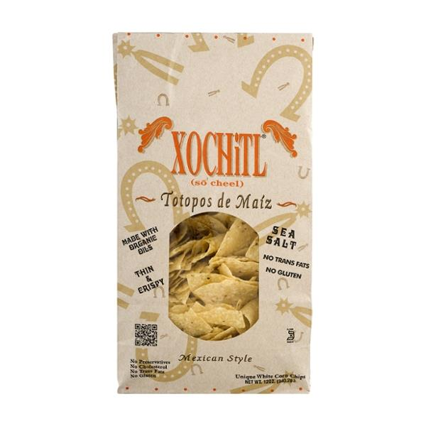Xochitl Tortilla Chips Sea Salt