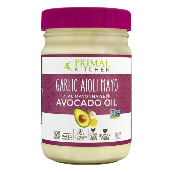 Primal Kitchen Garlic Aioli Mayo