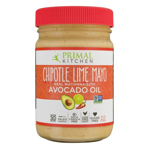 Primal Kitchen Chipotle Lime Mayo Made With Avocado Oil