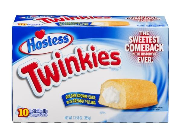 Hostess Twinkies 10Ct